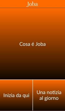 Joba screenshot 1