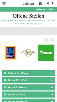 Jobs in Tirol (by Joblupe) poster