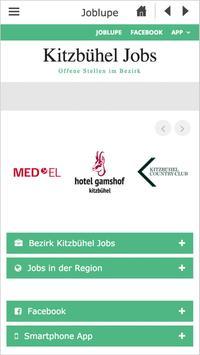 Jobs in Tirol (by Joblupe) apk screenshot