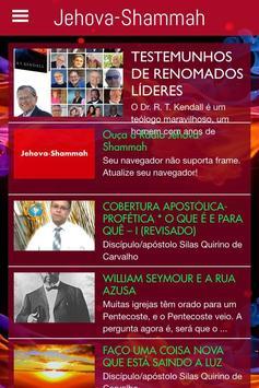 Jehova-Shammah poster