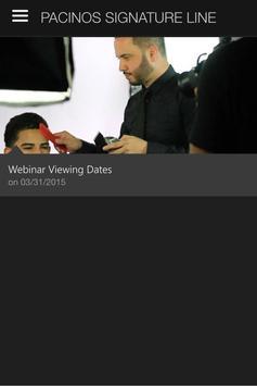 Pacinos Signature Line screenshot 4