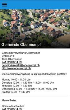 Obermumpf apk screenshot