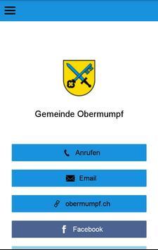 Obermumpf poster