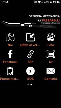 Officina F.lli Passarelli poster