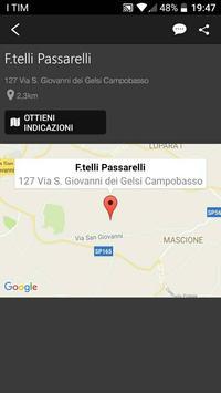 Officina F.lli Passarelli apk screenshot