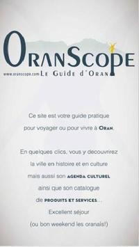 oranscope poster