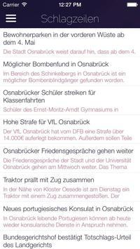 OS-Radio 104,8 screenshot 1