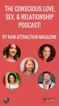 Raw Attraction Magazine Podcast poster