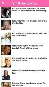 Raw Attraction Magazine Podcast screenshot 4