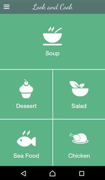 Look and Cook apk screenshot
