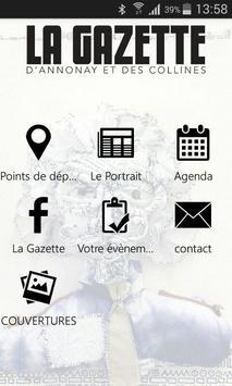 La Gazette d'Annonay apk screenshot