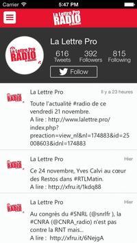 La lettre Pro de la Radio apk screenshot