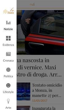 La Milano screenshot 1