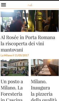 La Milano screenshot 5