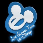 Les Grands Fans De Disney icon