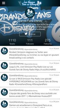 Les Grands Fans De Disney screenshot 3
