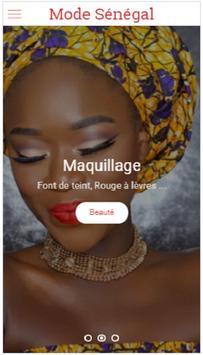 Mode Sénégal screenshot 1