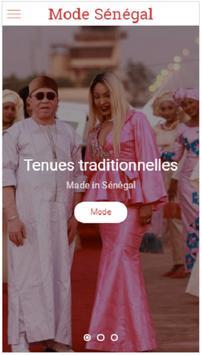Mode Sénégal screenshot 2