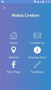Mokas Cirebon screenshot 1