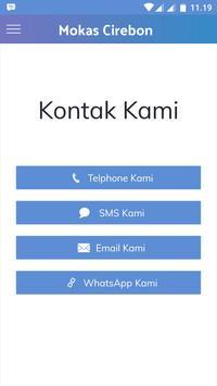 Mokas Cirebon screenshot 2