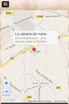 La Cabane de Marie apk screenshot