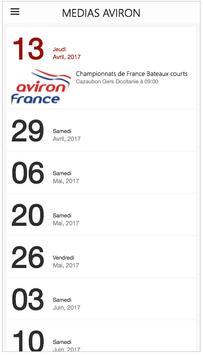 Medias Aviron screenshot 2