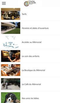 Mémorial Charles de Gaulle screenshot 1