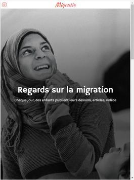 Migratio apk screenshot