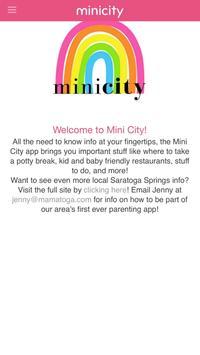 Mini City Saratoga apk screenshot