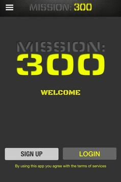 Mission: 300 poster