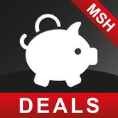 MSH-DEALS icon