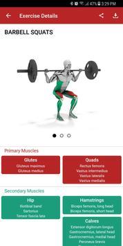 MuscleMatics ảnh chụp màn hình 2
