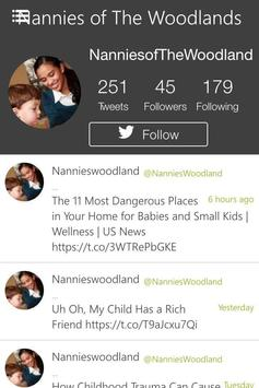 NOW Nannies screenshot 1