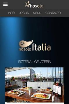 Nosolo App apk screenshot