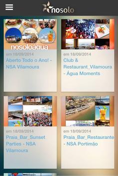 Nosolo App poster
