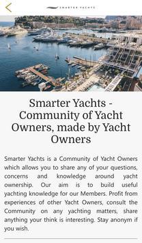 Smarter Yachts screenshot 1