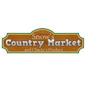 Snow's Country Market icon