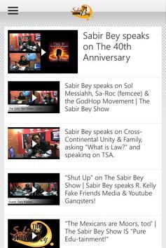 The Sabir Bey Show screenshot 5