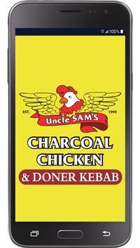 Uncle Sams - Pakenham poster
