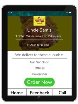 Uncle Sams - Pakenham screenshot 9