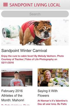 Sandpoint Living Local screenshot 5