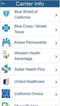 Sanitas Employee Benefits App screenshot 3