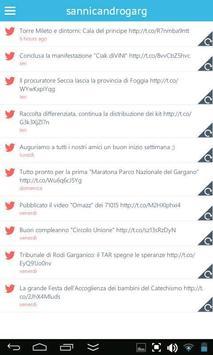 Sannicandro.org apk screenshot