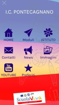 Scuolaviva I.C. Pontecagnano poster