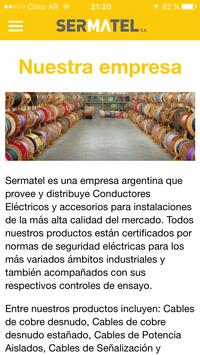 SermatelApp screenshot 3