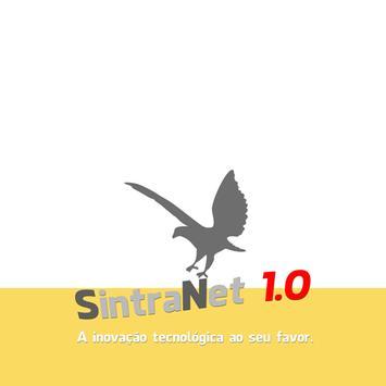 App SintraNet poster