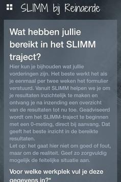 SLIMM apk screenshot