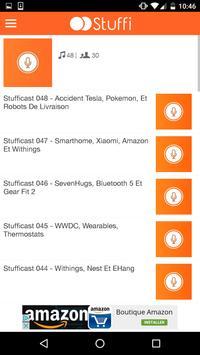 Stuffi - Objets connectés apk screenshot