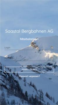 Saastal Bergbahnen screenshot 1
