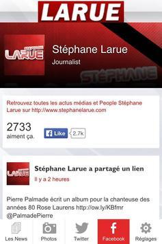 Stéphane Larue News apk screenshot